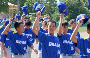 Aruba, Brasil and Dominican Republic are contenders in the U-12 Pan American Baseball Championship