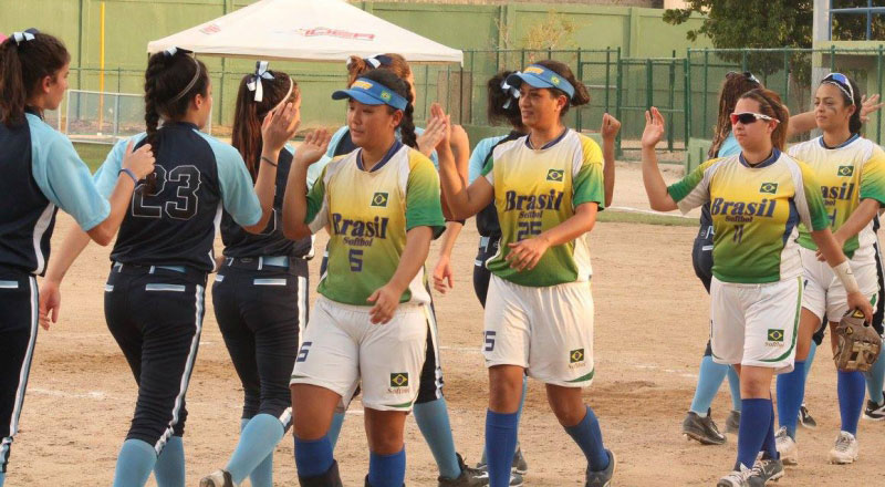 Brazil remains undefeated at South American Women's Championship