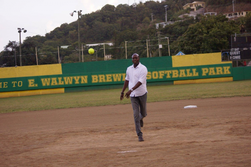 Softball to be named National sport in British Virgin Islands