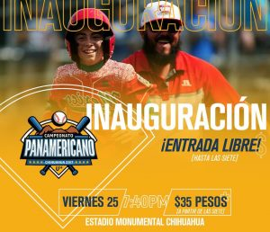 U-14 Pan American Baseball Championship ready to go in Chihuahua