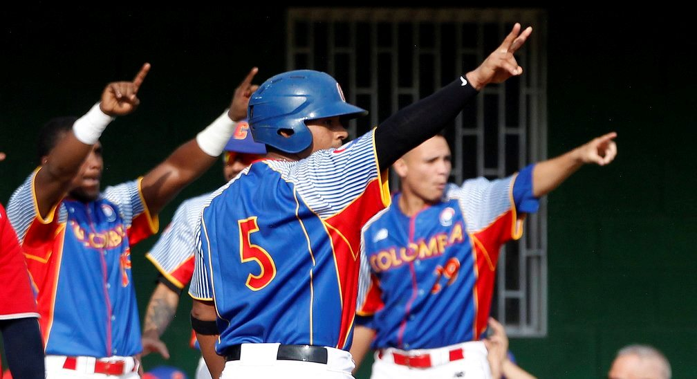 Colombia wins baseball gold medal at Bolivarian Games
