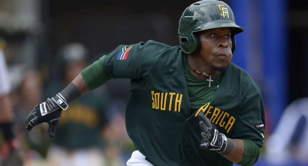 South Africa's Gift Ngoepe traded to the Toronto Blue Jays