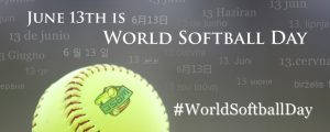 'World Softball Day' to boost global awareness of sport/Olympic hopes