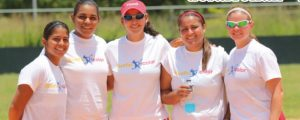 Venezuelan Olympians give back to their sport and country