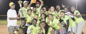 バハマ国内トーナメントでニュープロビデンスが男女共に優勝