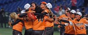 BIC Camera Takasaki wins 2015 Japan Softball League Championship