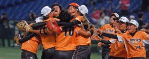 日本女子ソフトボールリーグ:ビックカメラ高崎が2015年度優勝を飾る