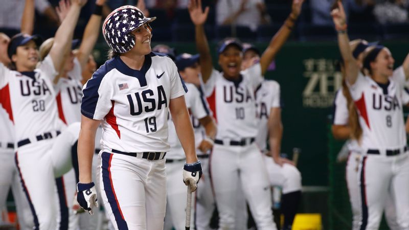 Mexico in the final, USA and Canada in the Bronze medal game at Pan American Women's Softball Championship