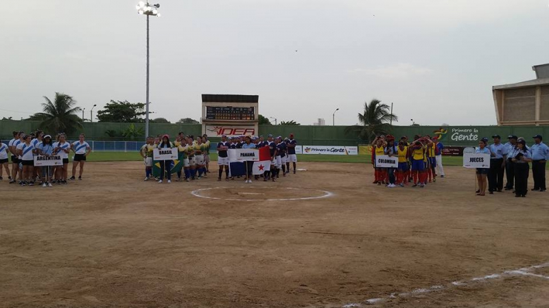 Colombia and Brazil win in first day of the South American Women's Championship