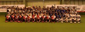 Joint Coaching by Men's Baseball & Women's Softball Olympian Athletes