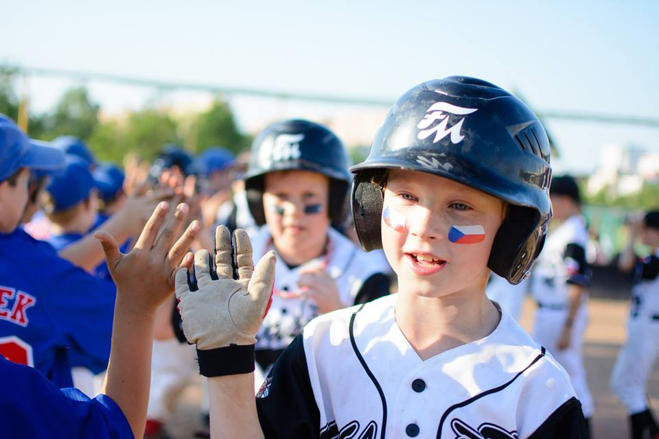 U-10 European youth baseball festival staged in Czech Republic