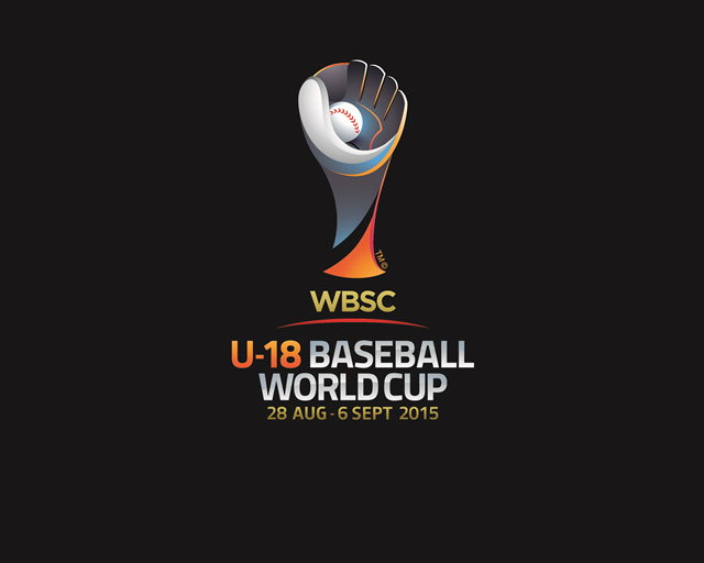 Schedule, new logo revealed for 2015 WBSC U-18 Baseball World Cup ...