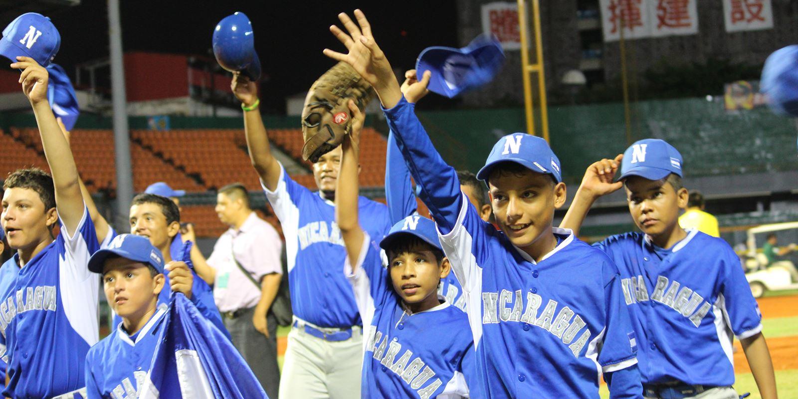 nicaragua-u12-baseball-world cup-2015