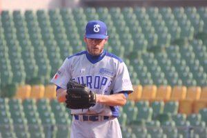 European baseball shines in Day 1 of the Taipei Universiade