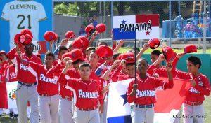 Panama leads undefeated Pan American U-12 Baseball Championship