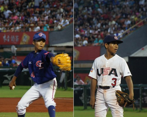WBSC U-12 Baseball World Cup: Chinese Taipei, U.S. to meet Sunday in Final; Live-Streamed Worldwide