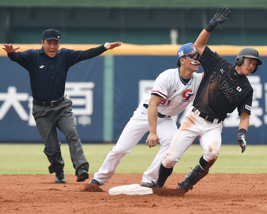 Chinese Taipei, Japan to battle for baseball's first-ever 21U world championship