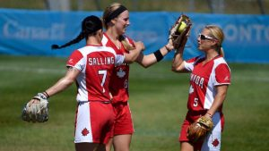 Canada and Mexico qualify to WBSC Women's Softball World Championship, Pan Am Games