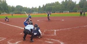 Leksand dominate Swedish Women's Softball