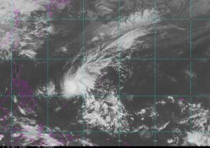 Haitang storm follows typhoon Nesat, Chinese Taipei-Czech Republic only game to be played