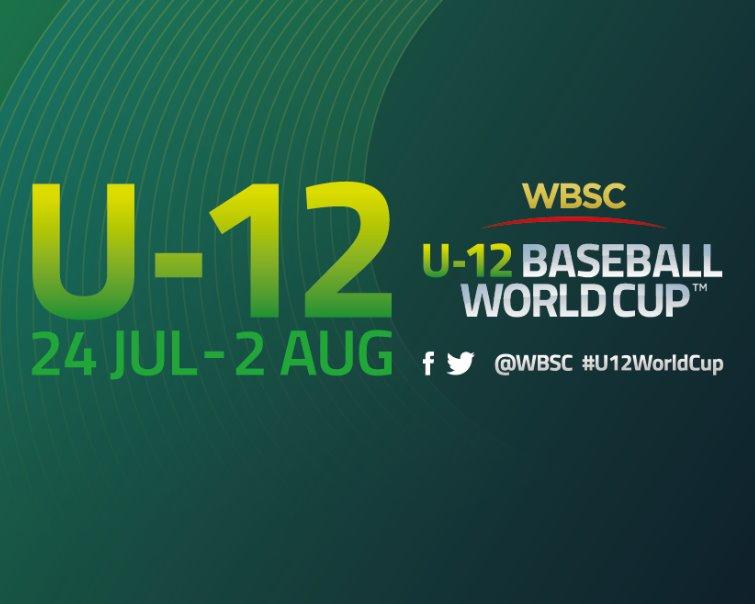 Watch Live stream of 2015 WBSC U-12 Baseball World Cup
