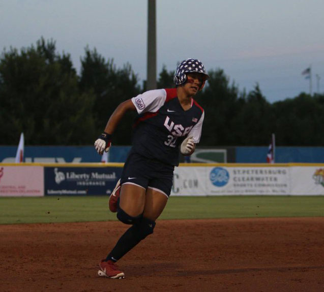 USA defeats Japan to win 15-nation WBSC Junior Women's Softball World Championship