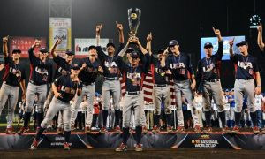 Only 5 Nations have claimed a gold medal in 27 editions of the U-18 Baseball World Cup