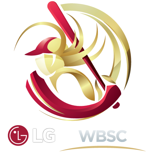 LG Presents WBSC Women's Baseball World Cup 2016 Logo
