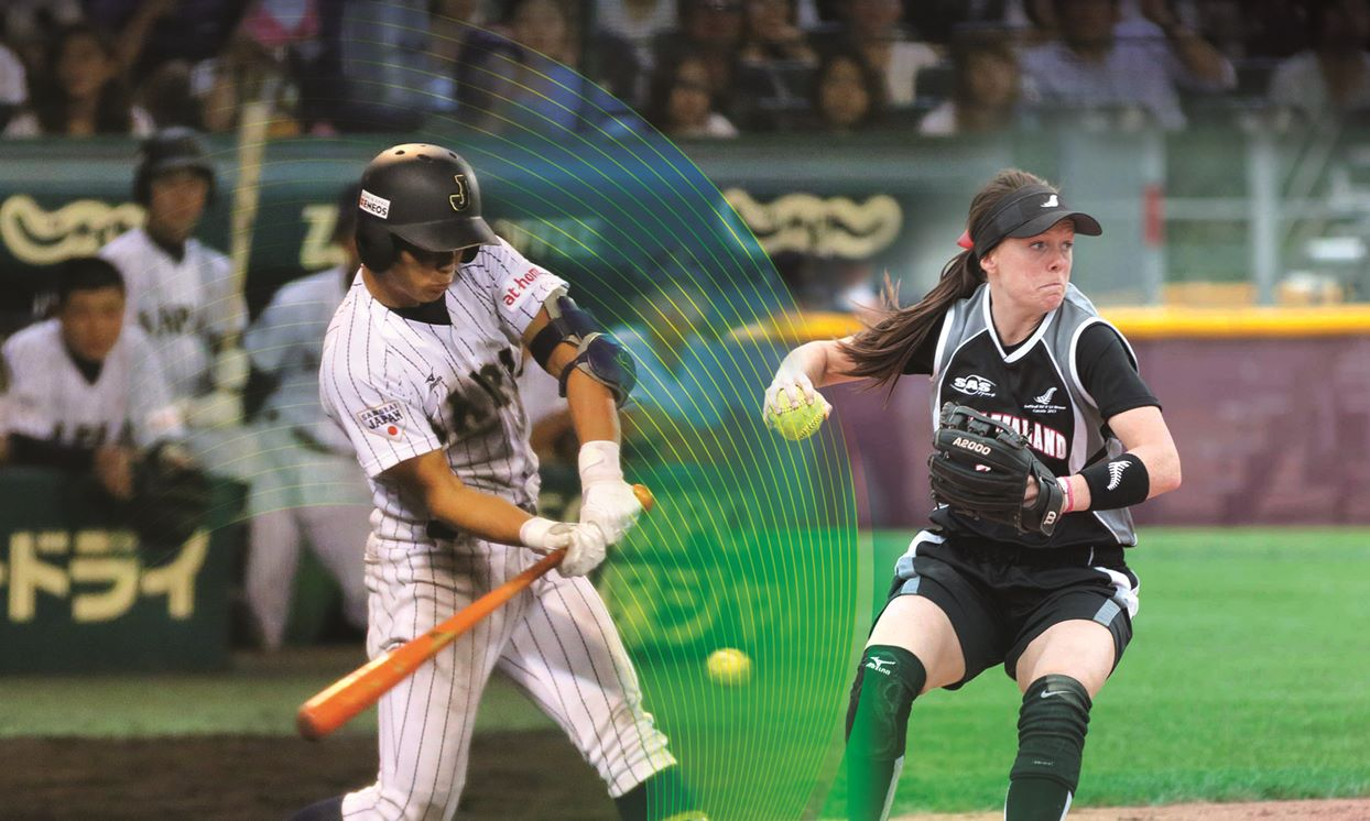 2016 International baseball, softball calendar to showcase five youth & women's world championships